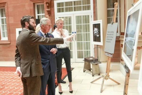 CALA Homes sponsors Harris Tweed exhibition