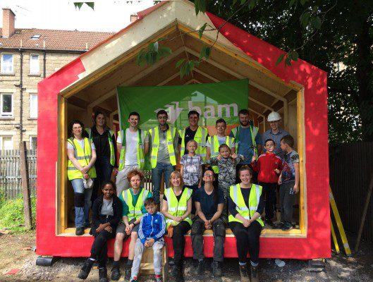 New pavilion is child's play for BAM and architecture students