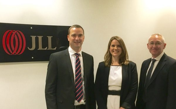 JLL confirms ten promotions