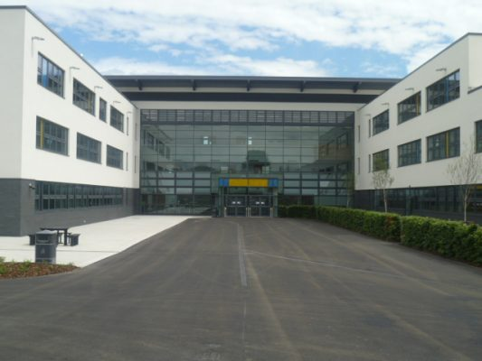 BAM delivers new community campus in Fife