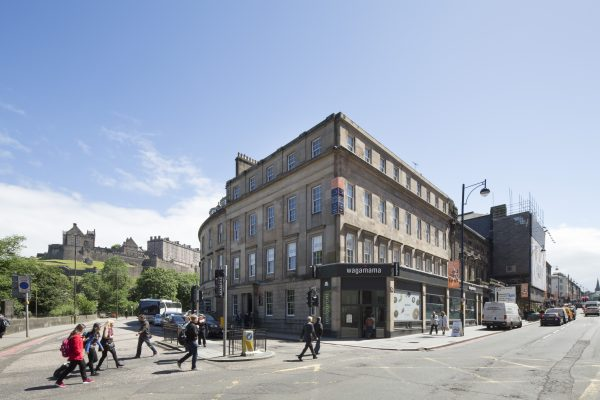 Stylish revamps for Edinburgh properties