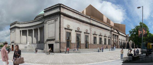 CMS lands Aberdeen Art Gallery curtain wall contract