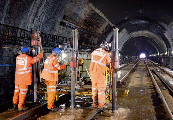 Broxburn firm has tunnel vision