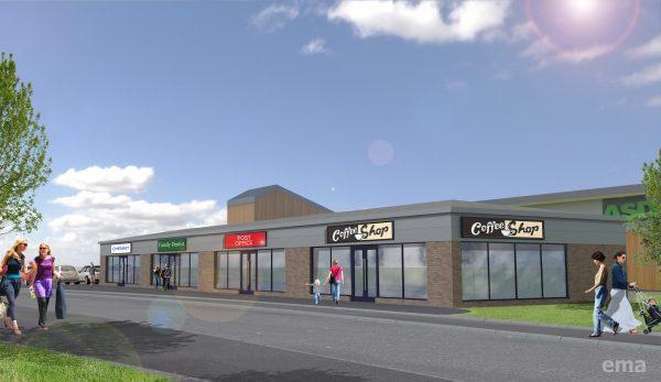 Southdale retail plans gather pace