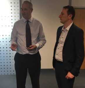 MSP hears construction firm's vision for the sector