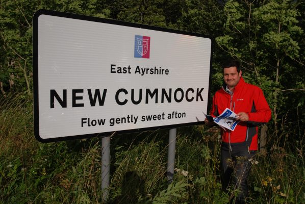 Revised Ayrshire wind farm plans submitted