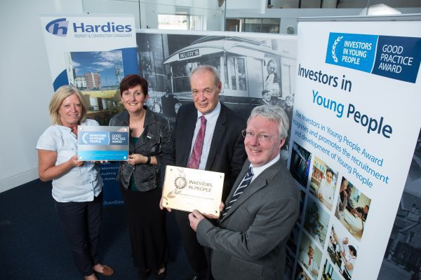 Hardies celebrate double accreditation accolade