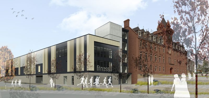 St Joseph's College Dumfries 1