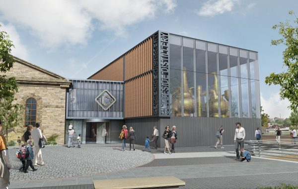 Work commences on Clydeside Distillery