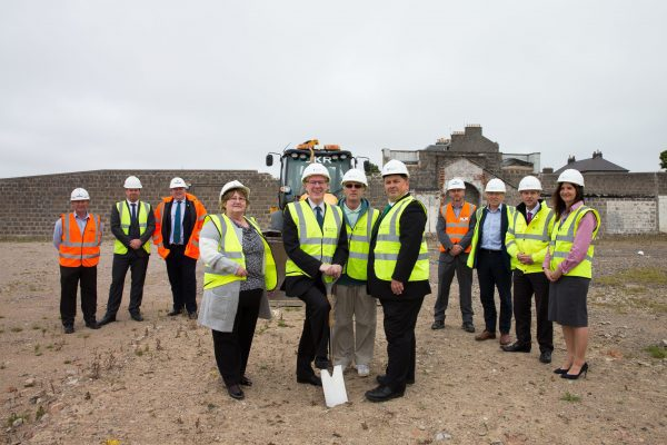 Affordable homes to be released on ex-prison site