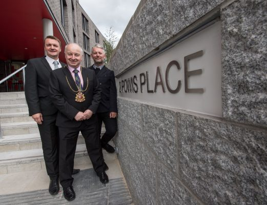 In-demand student accommodation development opens in Aberdeen