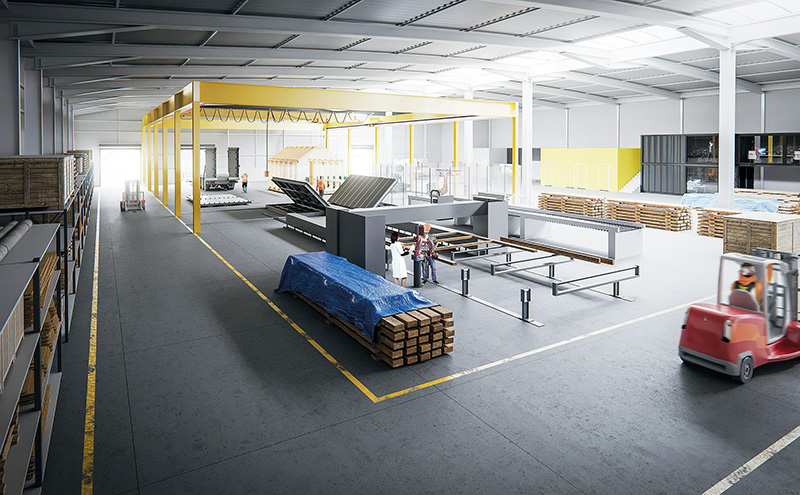 New facility allows Scots construction firms to 'try before they buy' | Project Scotland