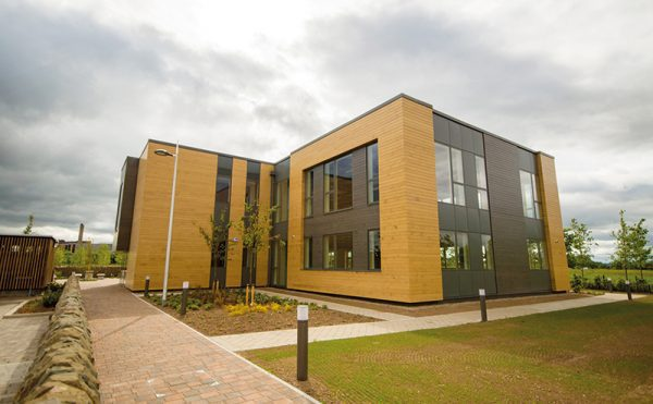 Accoya helps bring new Highland building to life