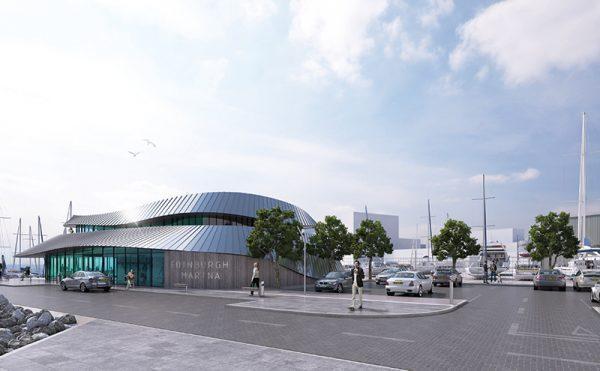 "New details unveiled for ""world class"" Edinburgh Marina"