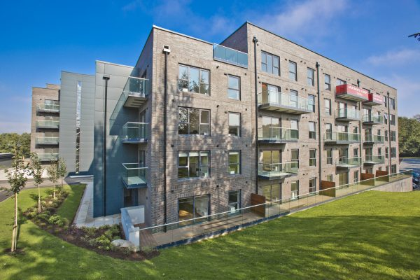 Aberdeen rental development welcomes first tenants