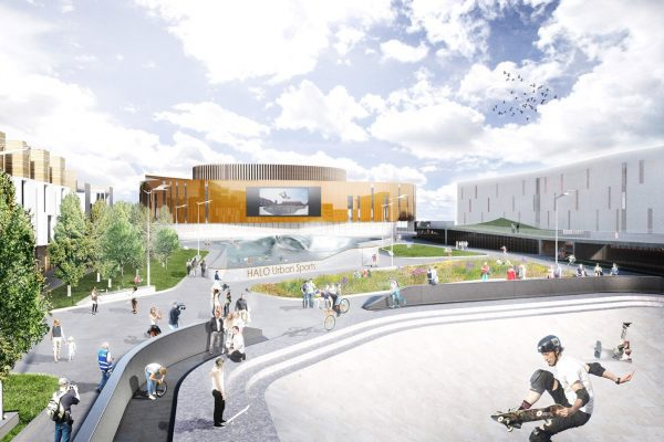 """Regeneration plans for """"iconic"""" Kilmarnock site receive new backing"""