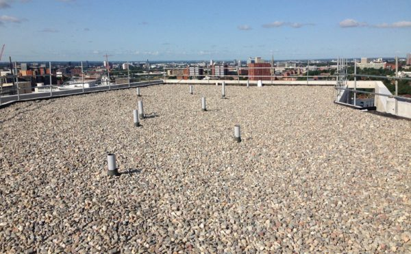 Watertight roof solution brings peace of mind to new residents