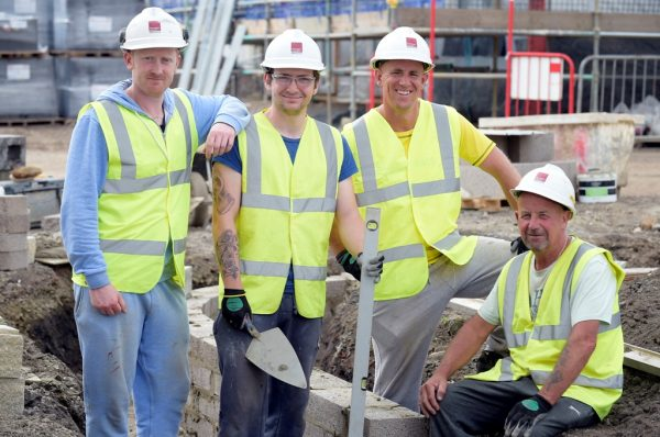 Workers learn sign language to support deaf apprentice