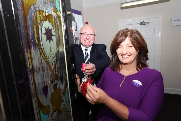 Partnership creates homes and jobs in Dumfries & Galloway