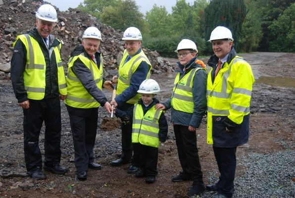 Milestone for new Gaelic primary school