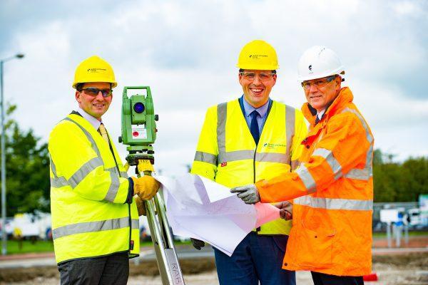 HVDC Centre brings a spark to Cumbernauld