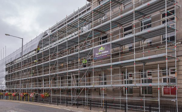 All systems go as Aberdeen projects begin to take shape