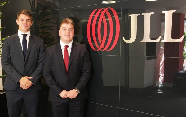 JLL adds graduate surveyors to Scottish offices