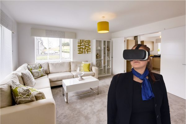 """Virtual reality headsets a """"step change"""" in housing market"""