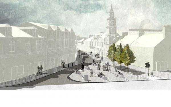 Milestone for Saltcoats regeneration project