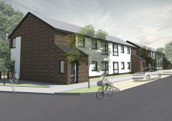Work starts on Perth housing developments
