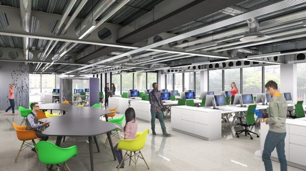 Revamped building to provide crucial Edinburgh office space