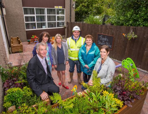 RUBY campaign benefits community garden project