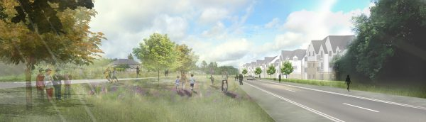 Balerno housing development approved
