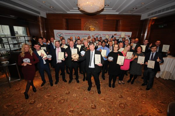 Considerate construction firms recognised with national awards