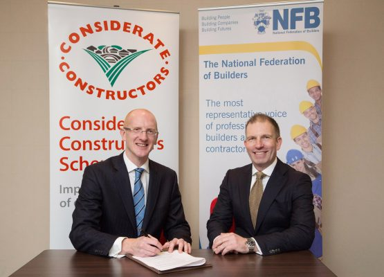 """CCS and NFB announce """"ground-breaking"""" partnership"""