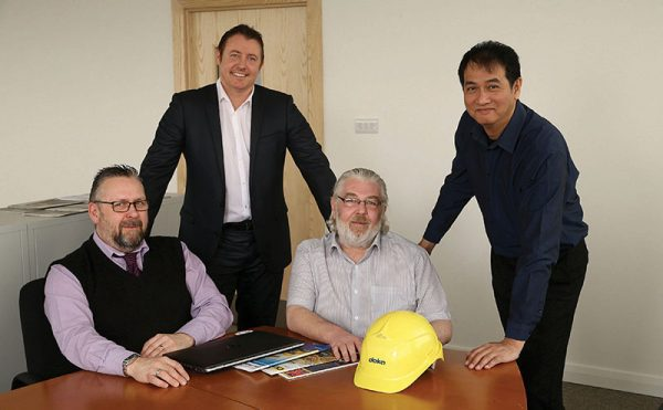 "Formwork firm targets ""buoyant"" Scots market"
