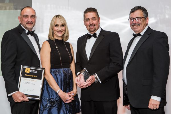 APS awards celebrate health and safety risk management
