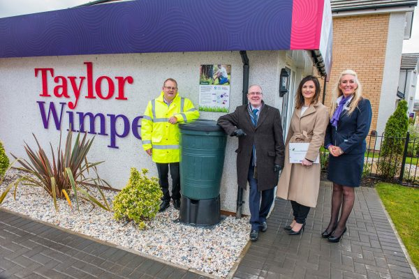 Taylor Wimpey goes green on project