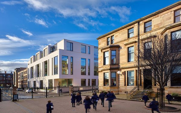 Saunders Centre secures Best Building prize