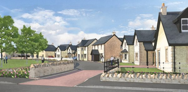 Plans submitted for new Riccarton community