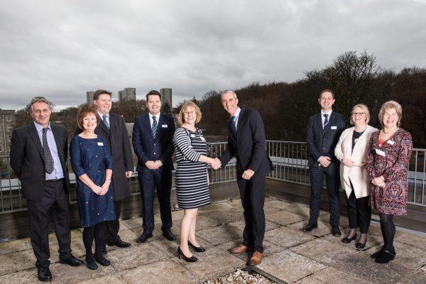 Graham Construction bags landmark Aberdeen health project