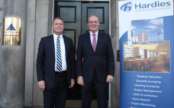 Shepherd and Hardies announce merger