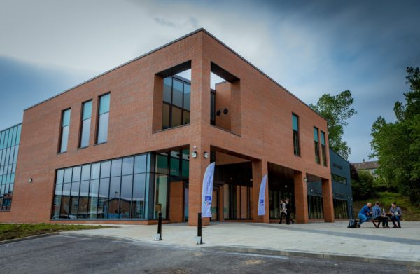 £7m Academy of Sport and Wellbeing delivered on time and budget