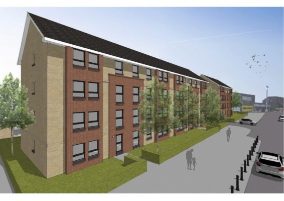 Local supply chain to benefit from Glasgow flats proposal