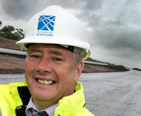 Call for firms to bid on A96 contract