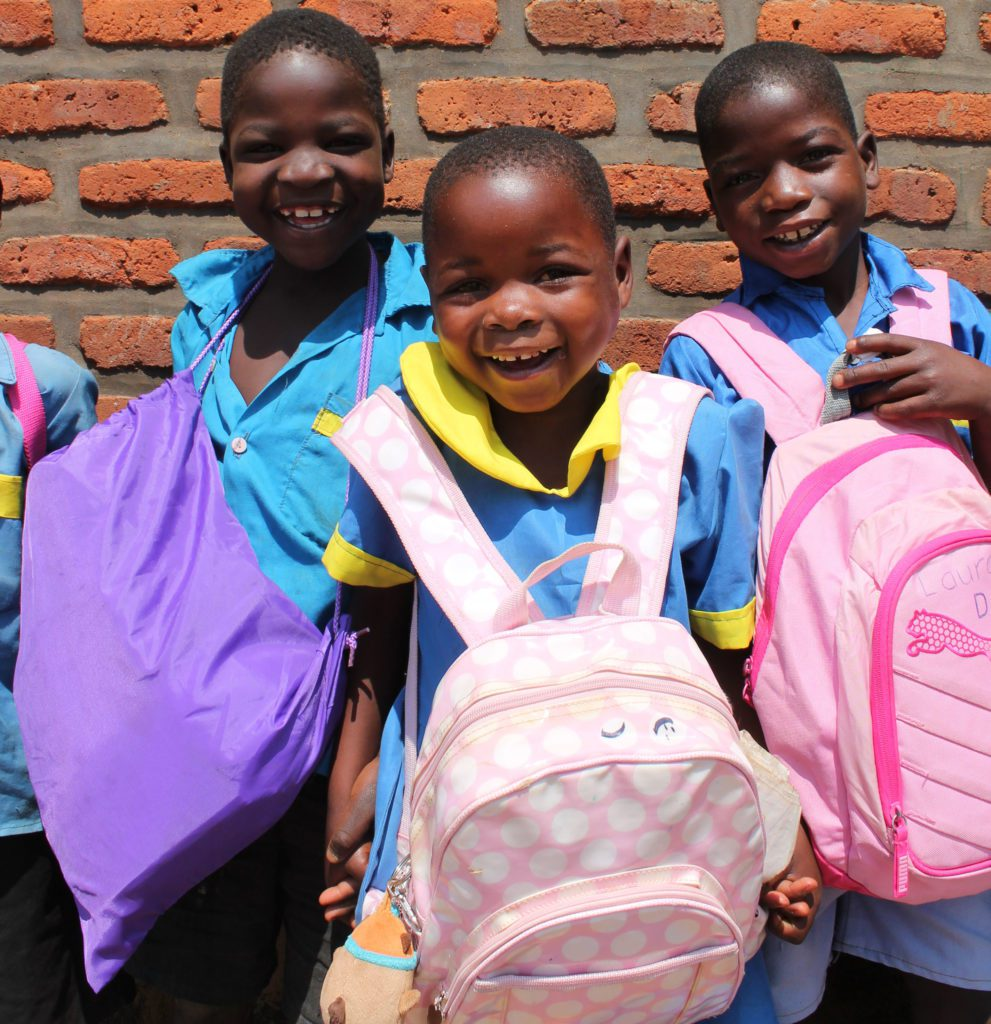 Mclaughlin Amp Harvey Contribute To Charity Backpack Appeal