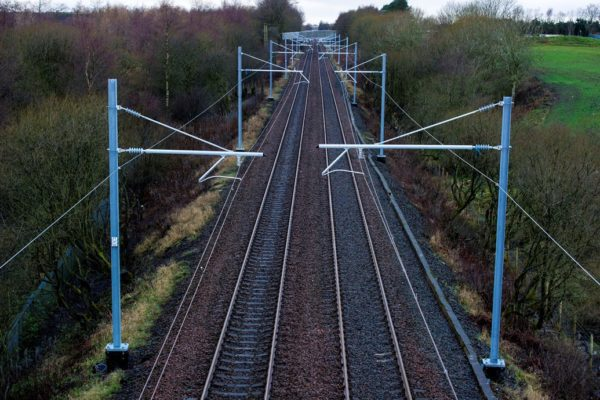 Carillion bags £49m electrification contract