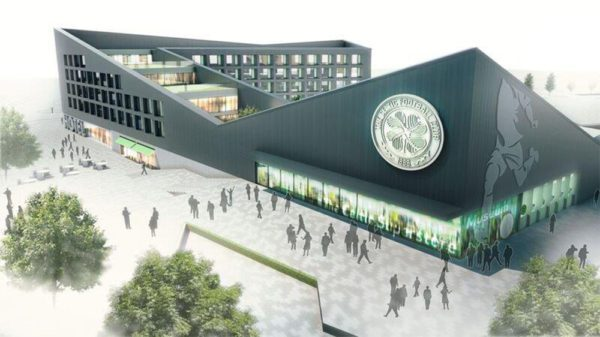 Celtic hoping to score with new museum and hotel plans