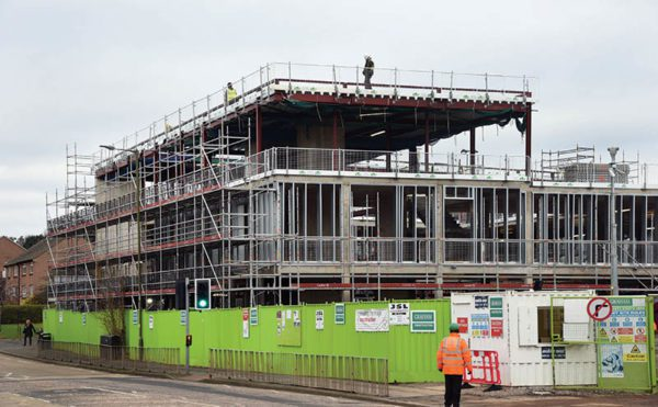Safety products provide extra edge on projects