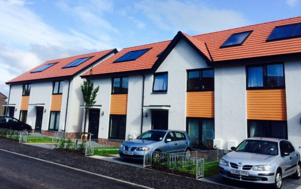Much-needed Dundee homes near completion